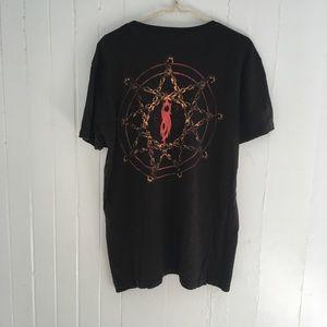 Bay Island Shirts - Slipknot Graphic Band Tee